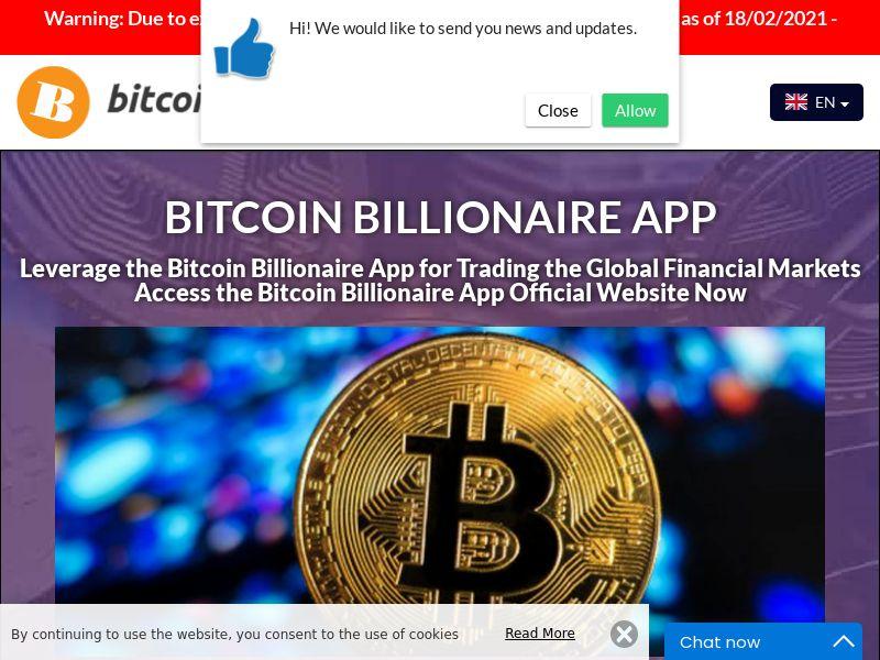 Bitcoin Billionaire App Danish 2621