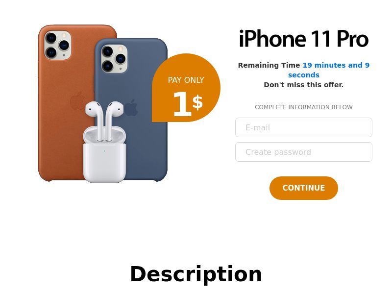 JuneBox - iPhone 11 Pro (AU) (Trial) (Personal Approval)
