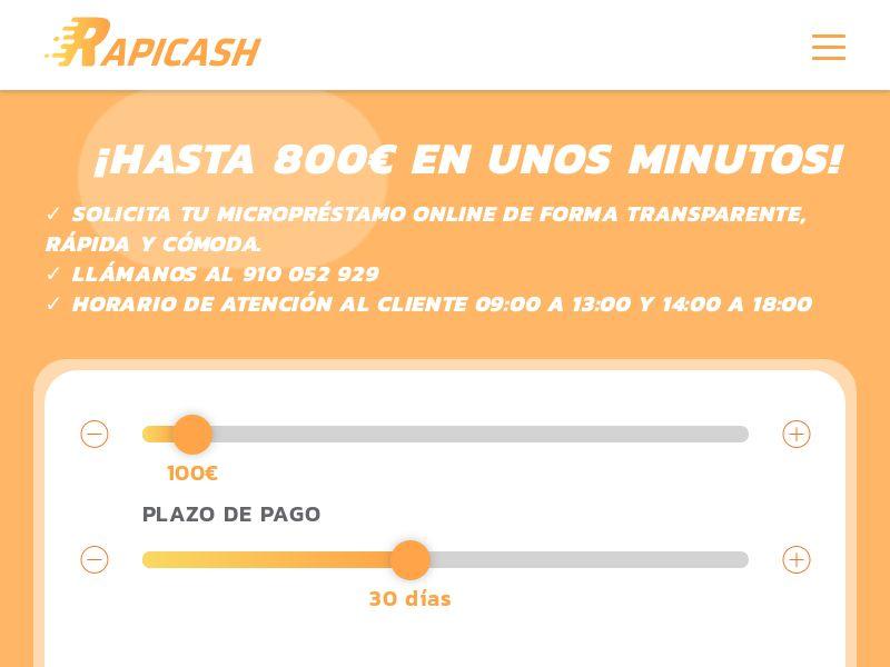rapicash (rapicash.es)
