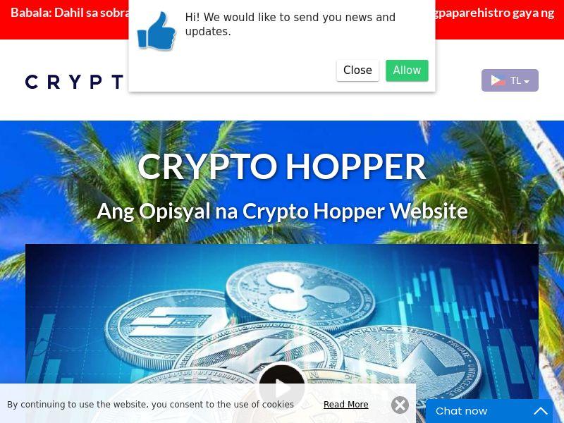 Crypto Hopper Filipino 2449