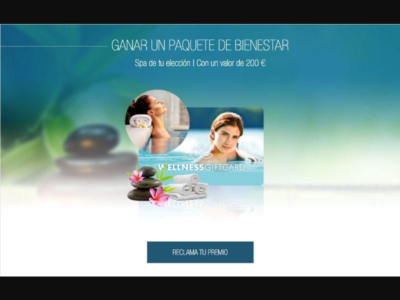 Wellness - CPL SOI - ES - Sweepstakes - Responsive