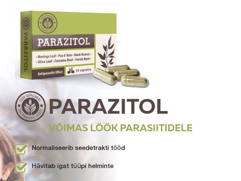 Parazitol EE - anti-parasite product
