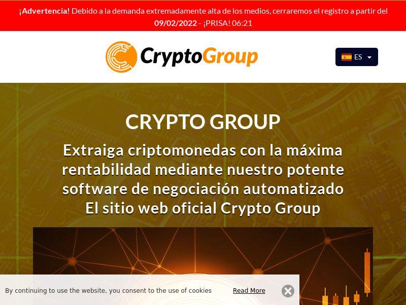 The Crypto Group Spanish 1303