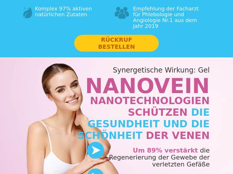 NANOVEIN AT - varicose vein cream