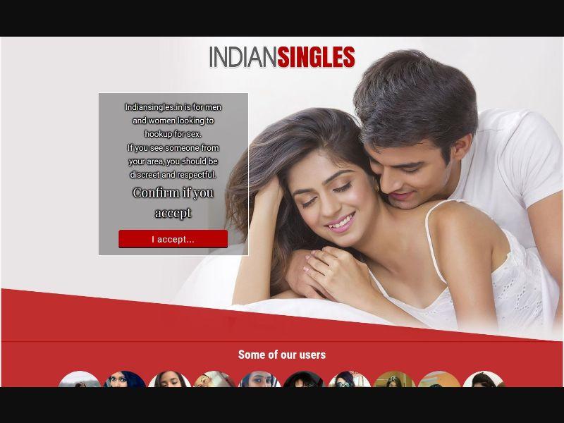 Indian Singles desktop only (IN)