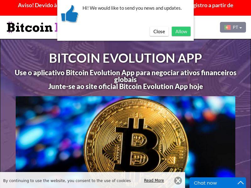 The Bitcoin Evolution Portuguese 2416