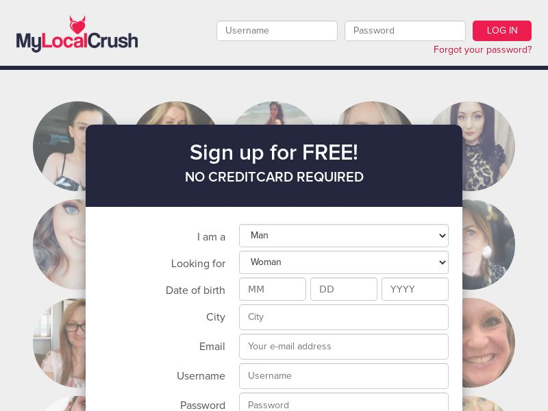 MyLocalCrush US web DOI