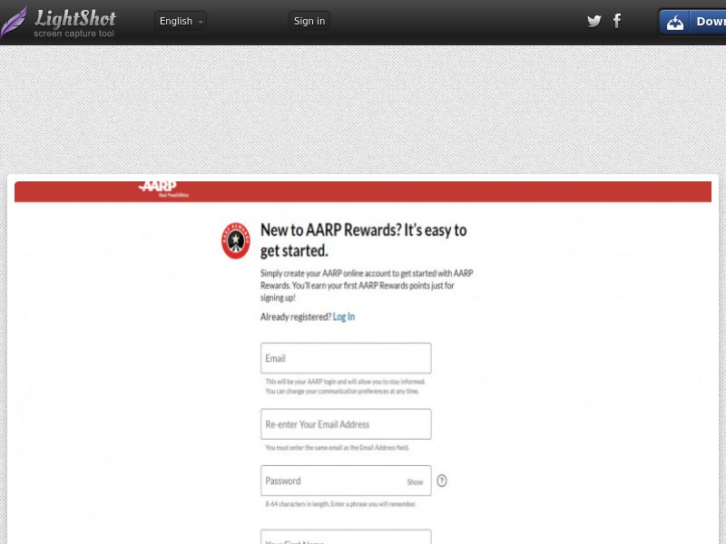 AARP - July Sweeps (US) (CPL) (Personal Approval)