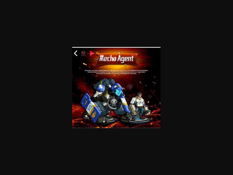 DZ Mecha Agent (djezzy) [DZ] - 1 click
