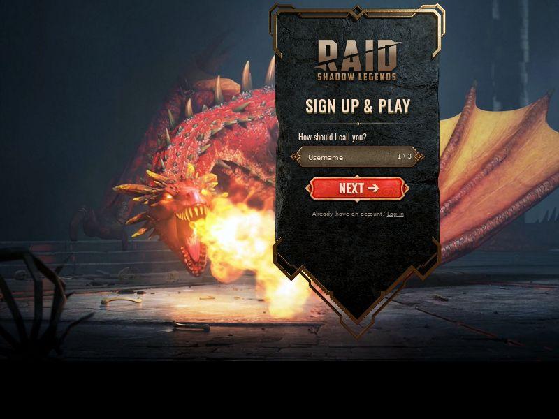 Raid: Shadow Legends - Tier 1 CPA