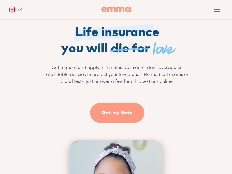 Emma Labs - Life Insurance - CPL - [CA]