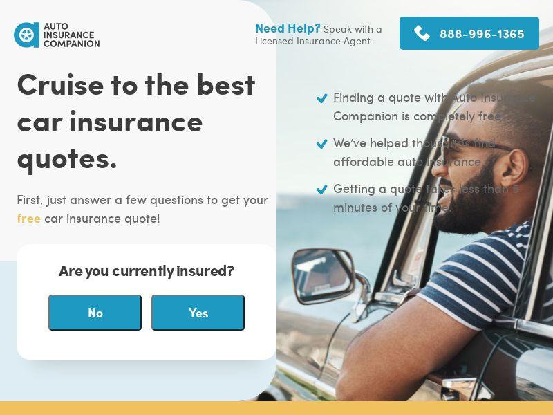 Auto Insurance Companion (Display/Social)