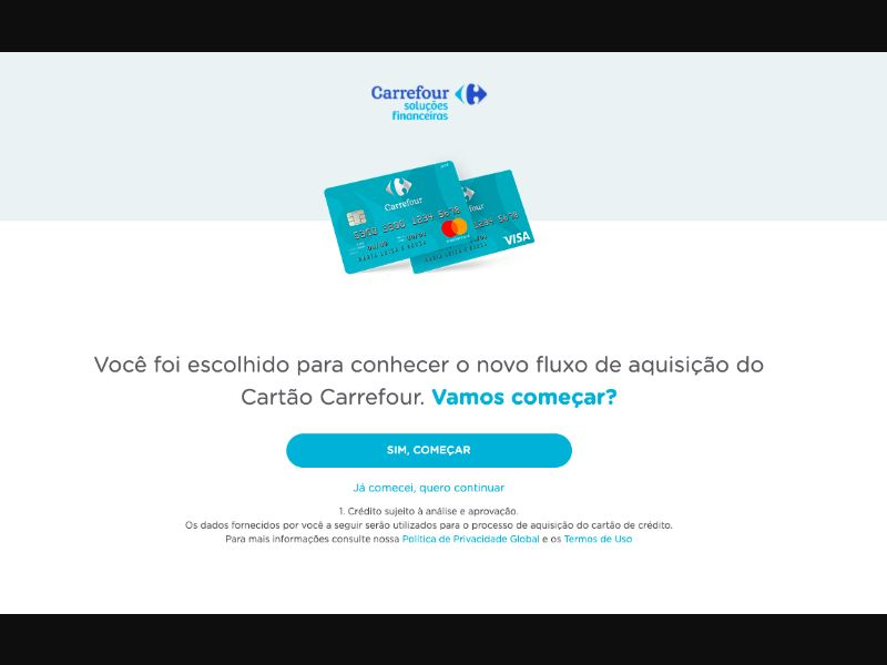 Carrefour Credit Card [BR] - CPL