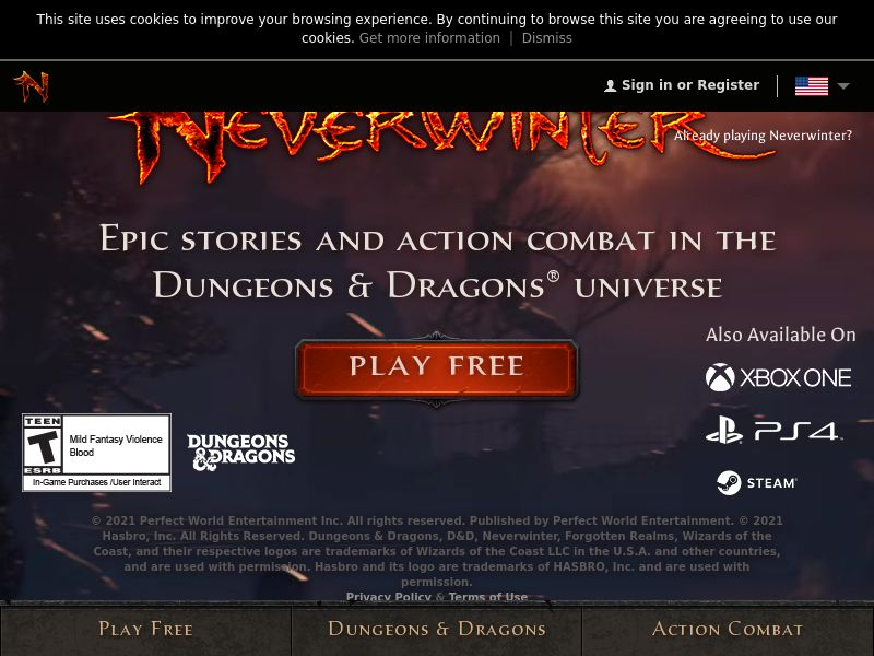 Neverwinter - CPP - AT/DE/CH