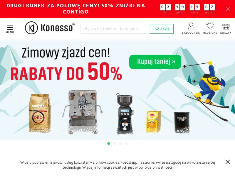 Konesso - PL (PL), [CPS], House and Garden, Household items, Accessories and additions, Presents, Sell, shop, gift