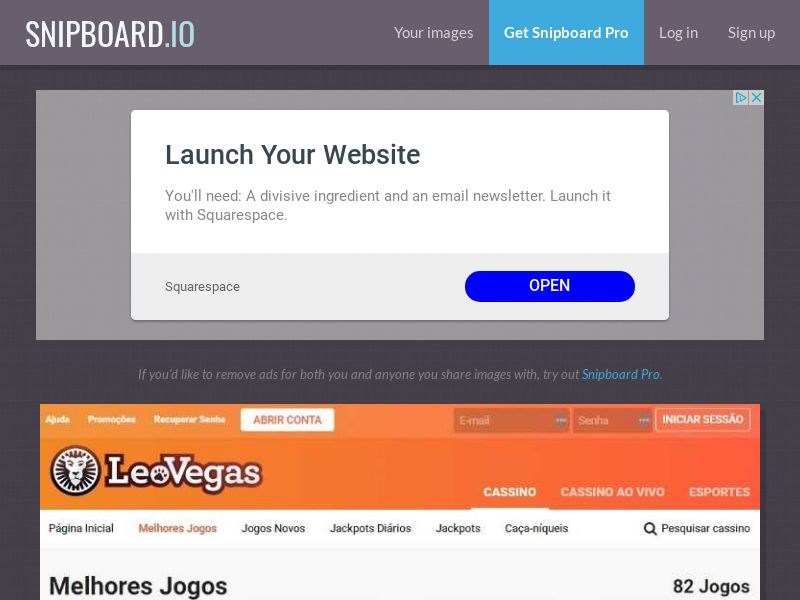 40649 - CA - Casino - Leo Vegas - CA - CPA - [monthly 30 cap]