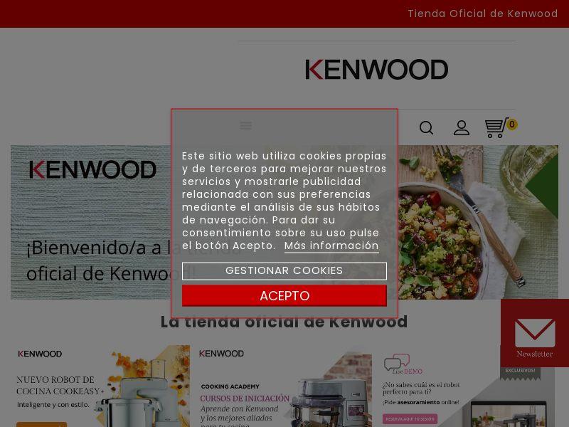 Kenwood - ES (ES), [CPS]