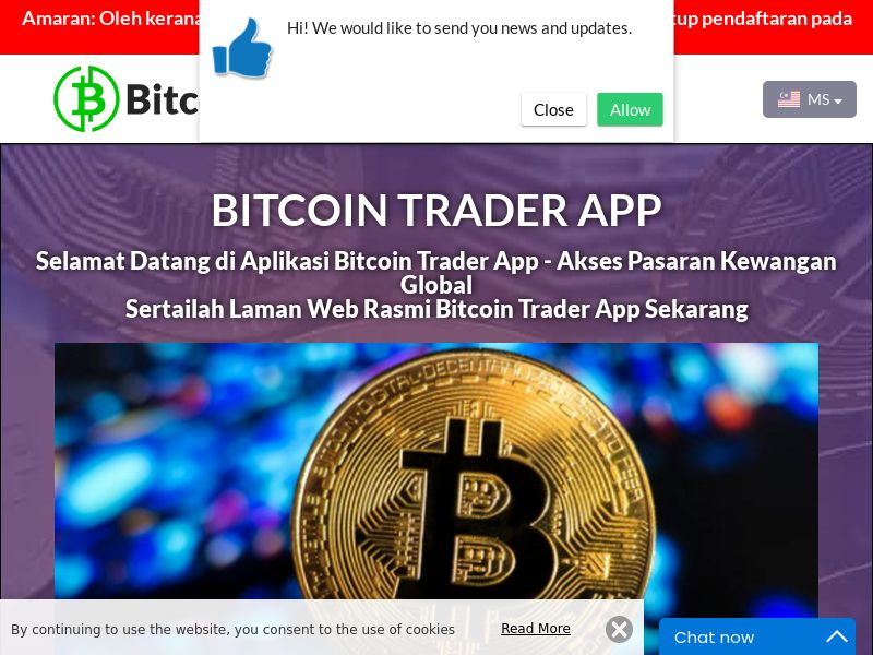 The Bitcoin Trader Malay 2401