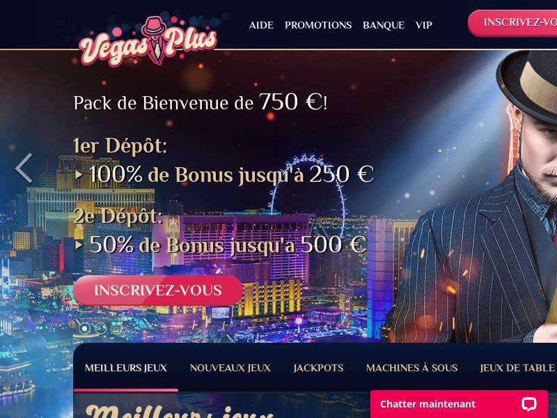 Vegasplus casino - CPA - FR [FR]