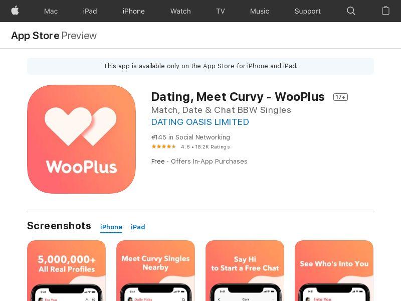 Wooplus - iOS - US, UK, CA, AU, DE (CPS)