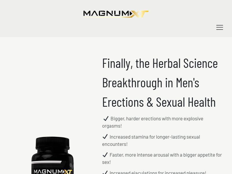 MagnumXT - Tier 1 (MultiGeo), [COD]