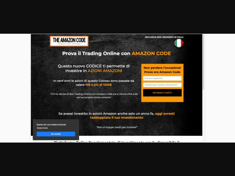 The Amazon Code - CPL DOI - IT - Finance - Responsive