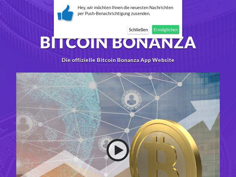 The Bitcoin Bonanza German 1301