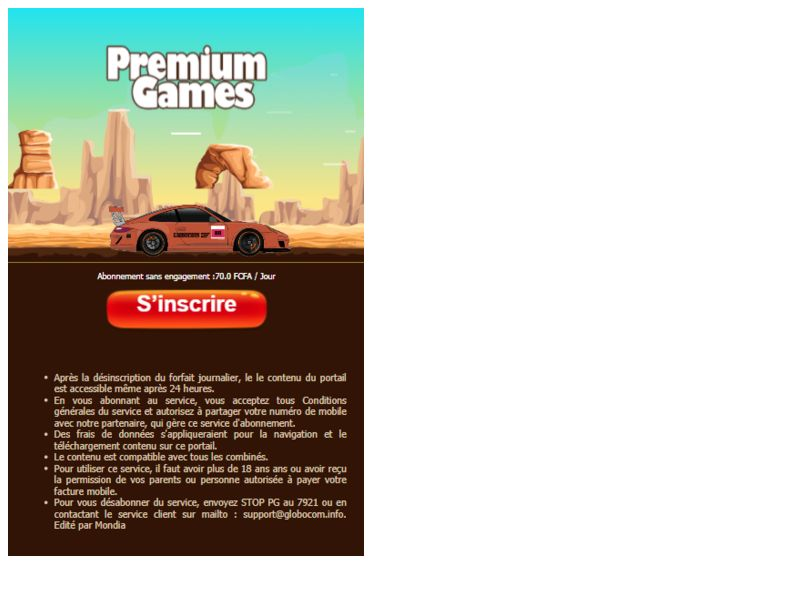 PremiumGames Orange