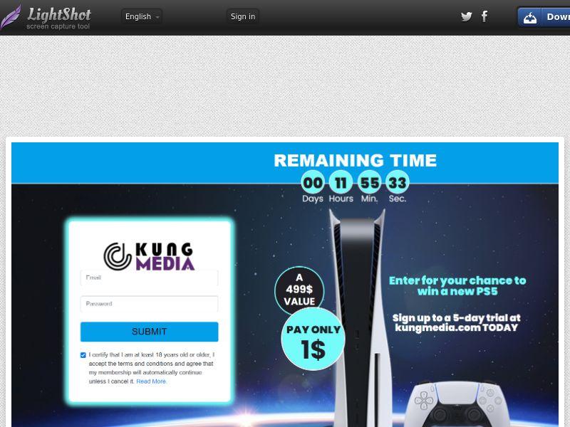 SugarBeats Playstation 5 (CC Trial) - Austria