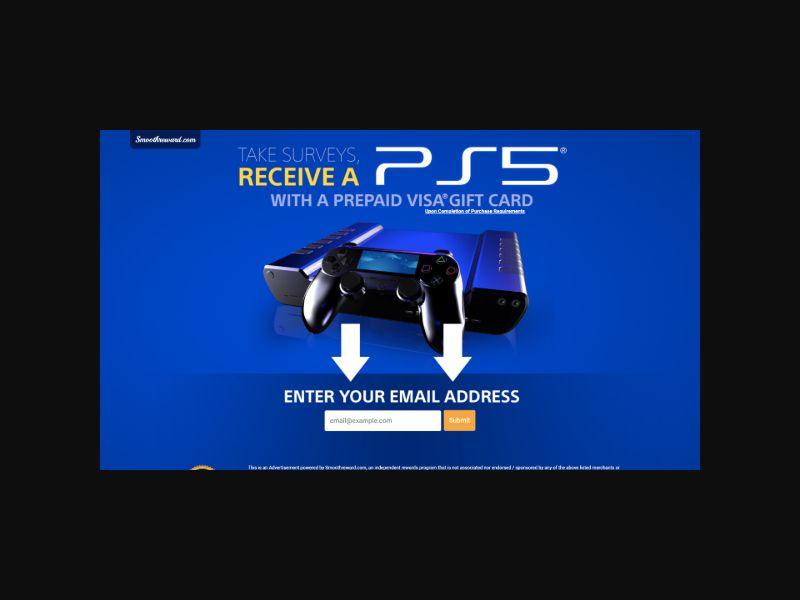PrimeRewardz PS5 SOI (US)