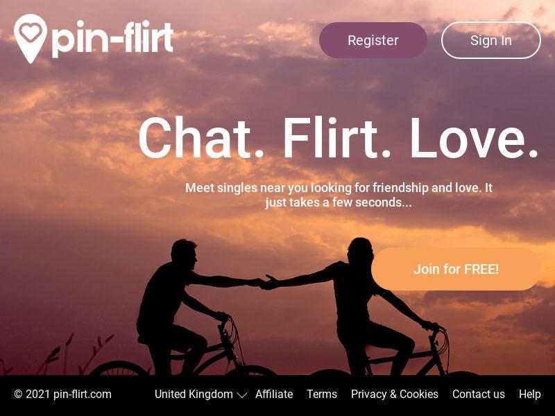 Pin Flirt  Mainstream Dating SOI   BE