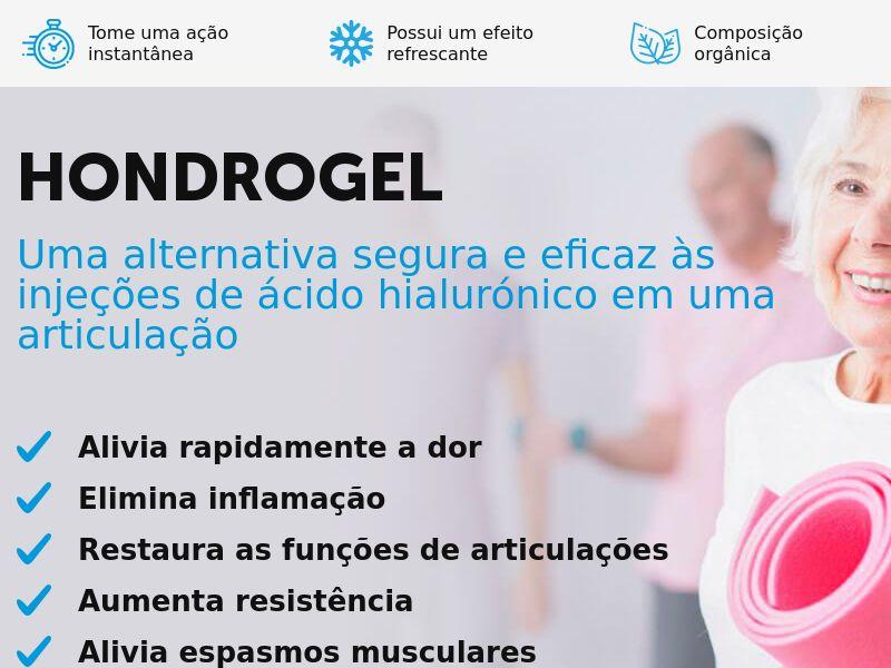 HondroGel PT - arthritis product