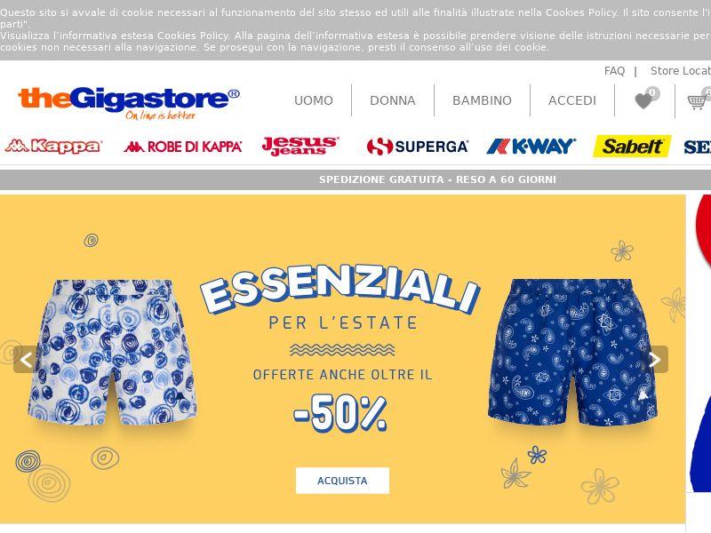 The Gigastore IT