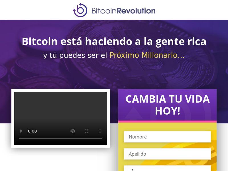 Bitcoin Revolution - 6 Countries