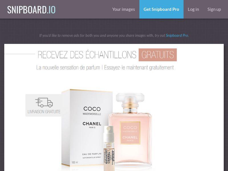 38014 - FR - LeadsWinner - Chanel Samples - SOI