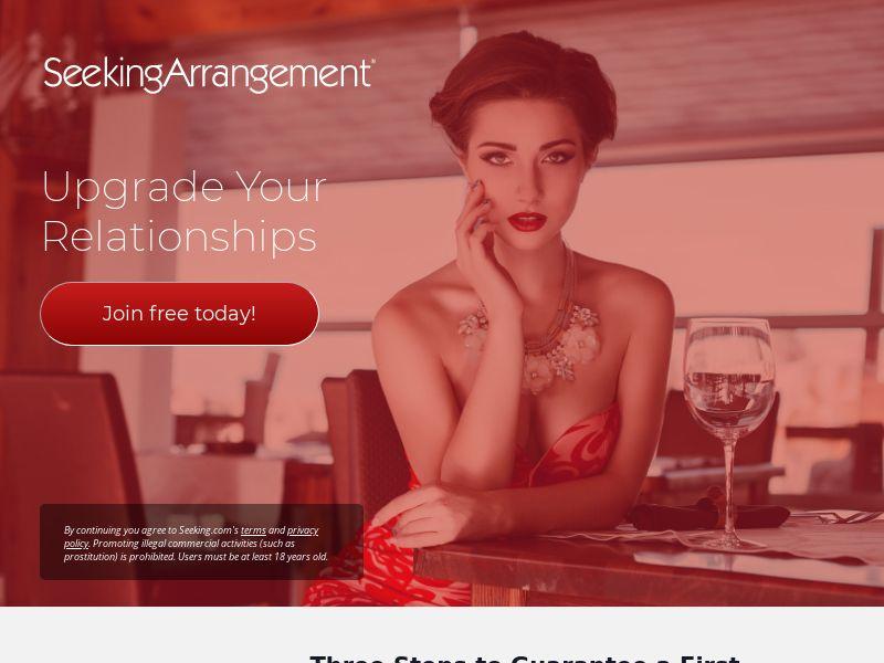 Seeking Arrangement - PPS - Responsive - Mailing