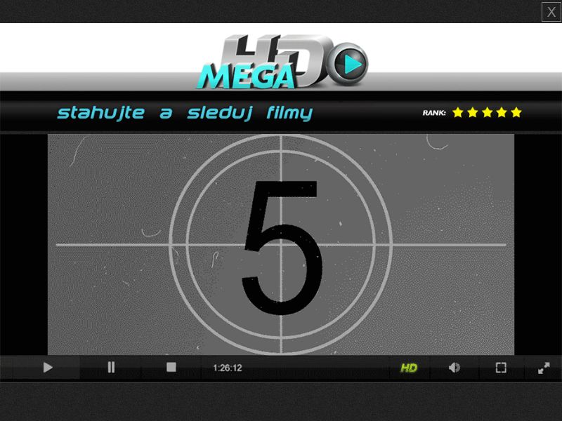 Mega HD - ASTELNET, S.R.O, O2, T-MOBILE, VODAFONE - CZ (CZ), [CPA], Entertainment, Movies & VOD, Confirm PIN, cinema, tv, series, film, stream