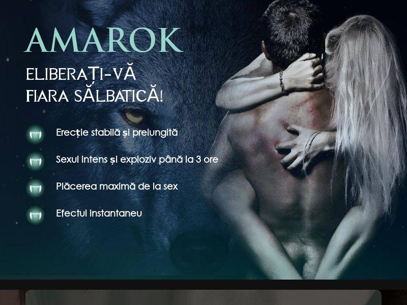 Amarok RO - potency treatment product