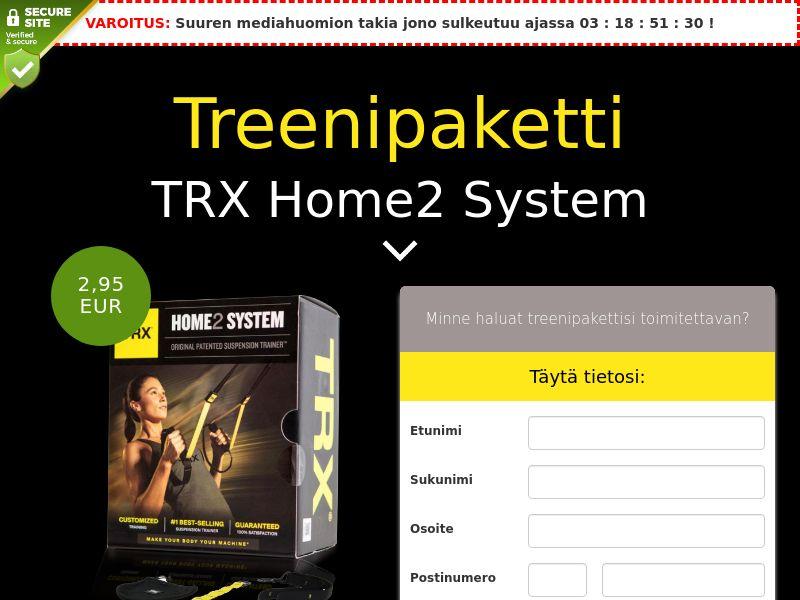 TRX Home2 System: Trainer Kit - FI