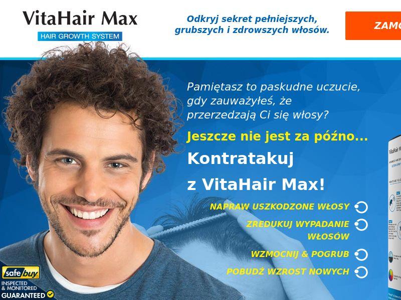 VitaHairMax - COD - [PL]