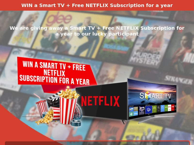 11497) [WEB+WAP] Netflix + Smart TV - AU - CPL