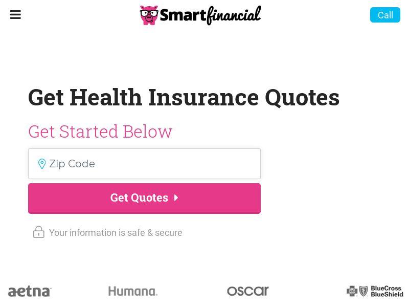 Health Insurance - Under 65