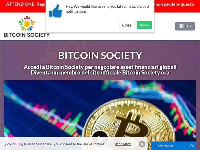 Bitcoin Society Italian 2987