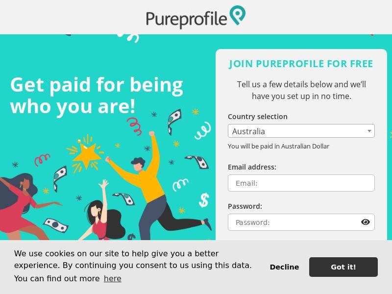 Pureprofile DOI [UK]