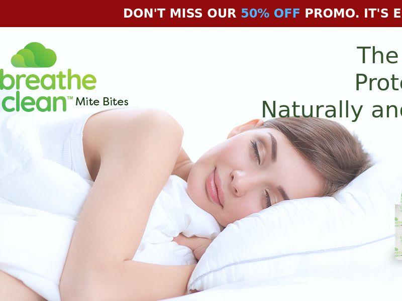 Breathe Clean Mite Bites LP01 (EN INTL)
