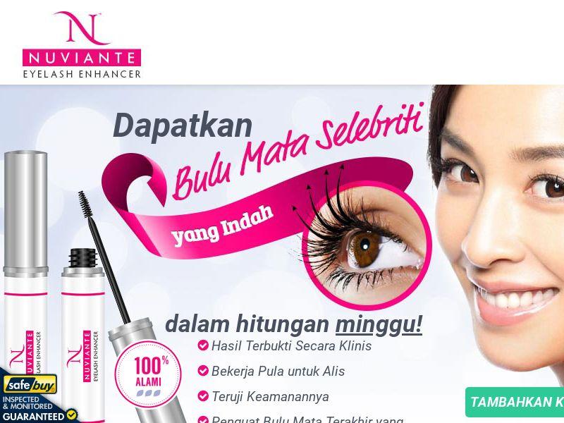 Nuviante: Eyelash Enhancer - INDONESIAN - (Hair)