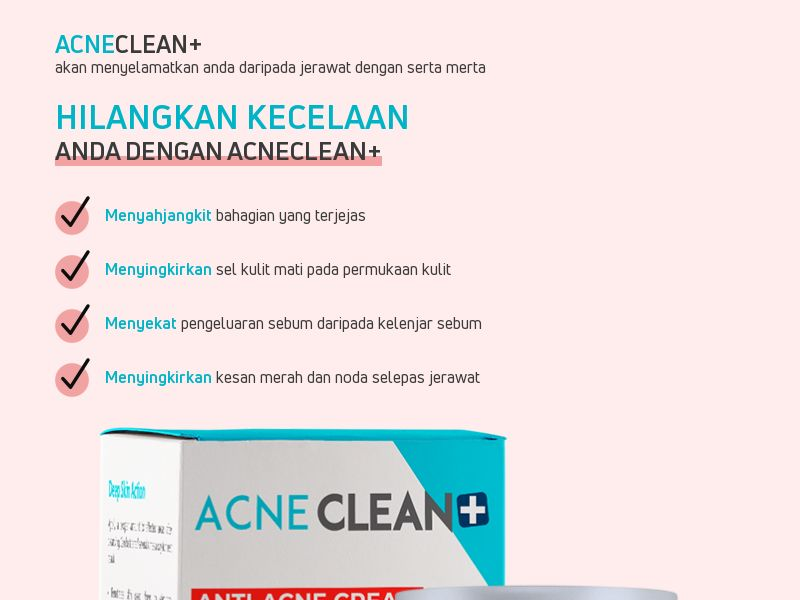AcneClean MY