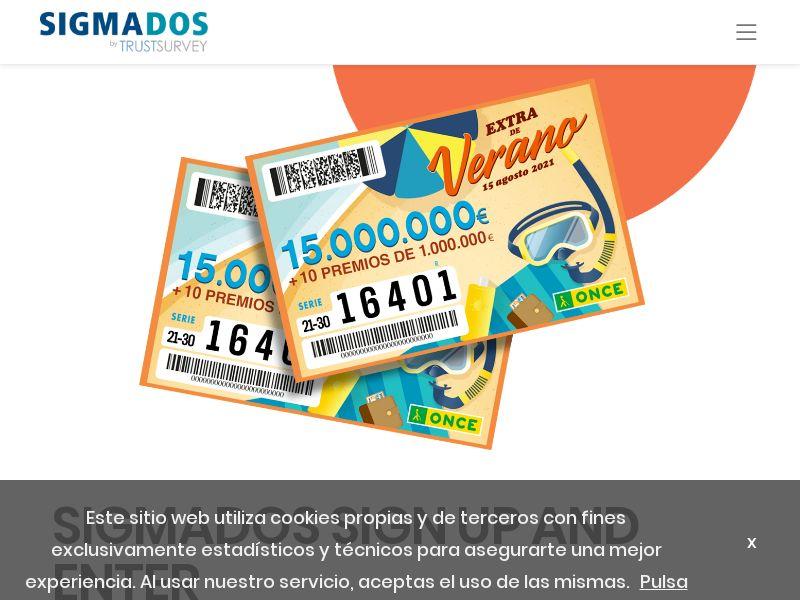 SigmaDos Panel - SOI - CPL - Spain [EXCLUSIVE]