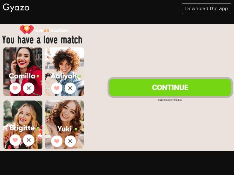 Lovematch (ZA)