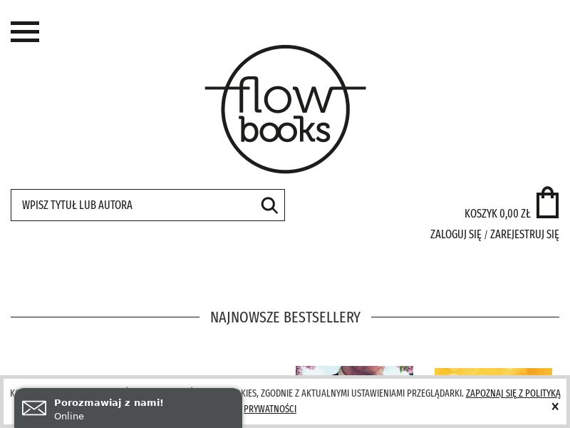 Flow Books - PL (PL), [CPS], Knowledge, Tutorials, Sport & Hobby, Sell, guide